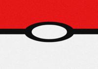 Fond d'écran Pokeball-Effet imprimé