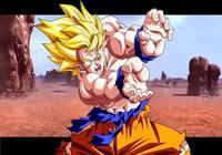 Goku-Super Saiyan