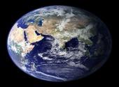 La terre vue de l'espace Photos