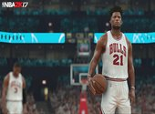NBA 2K17 Jimmy Butler Fonds d'écran