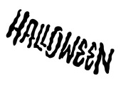 Pochoir Halloween Dessins & Arts divers
