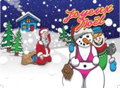 Carte Joyeux Noël Dessins & Arts divers