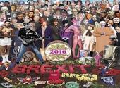 Les artistes morts en 2016 façon Sergeant Pepper Photos