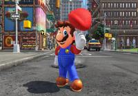 Super Mario Odissey - Mario fait tourner sa casquette
