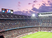 Le Stade du Camp Nou Photos