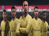 FIFA 18 - Neymar et les brésiliens du PSG