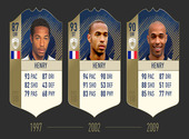 FUT 18 - Thierry Henry Dessins & Arts divers