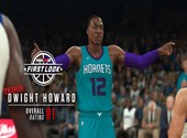 NBA 2k18 - Dwight Howard Dessins & Arts divers