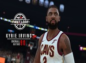 NBA 2K18 - Kyrie Irving Fonds d'écran