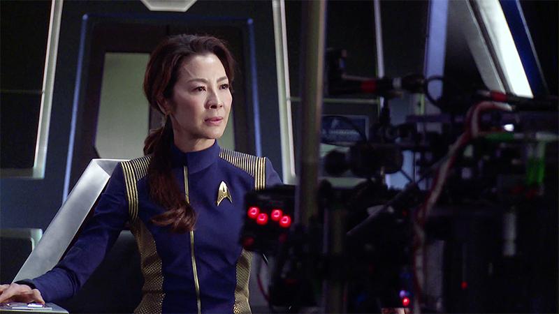 Star Trek : Discovery - Michelle Yeoh Photos