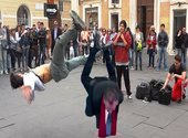 Christophe Barbier danse  Photos