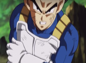 Dragon Ball Super Episode 123 - Vegeta Fonds d'écran