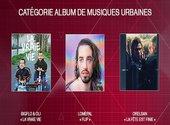 Victoires de la musique 2018 - Nominés musique urbaine