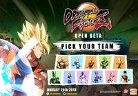 Dragon Ball Fighterz - Bêta ouverte