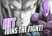 Dragon Ball Fighterz - Hit Joins the Figh
