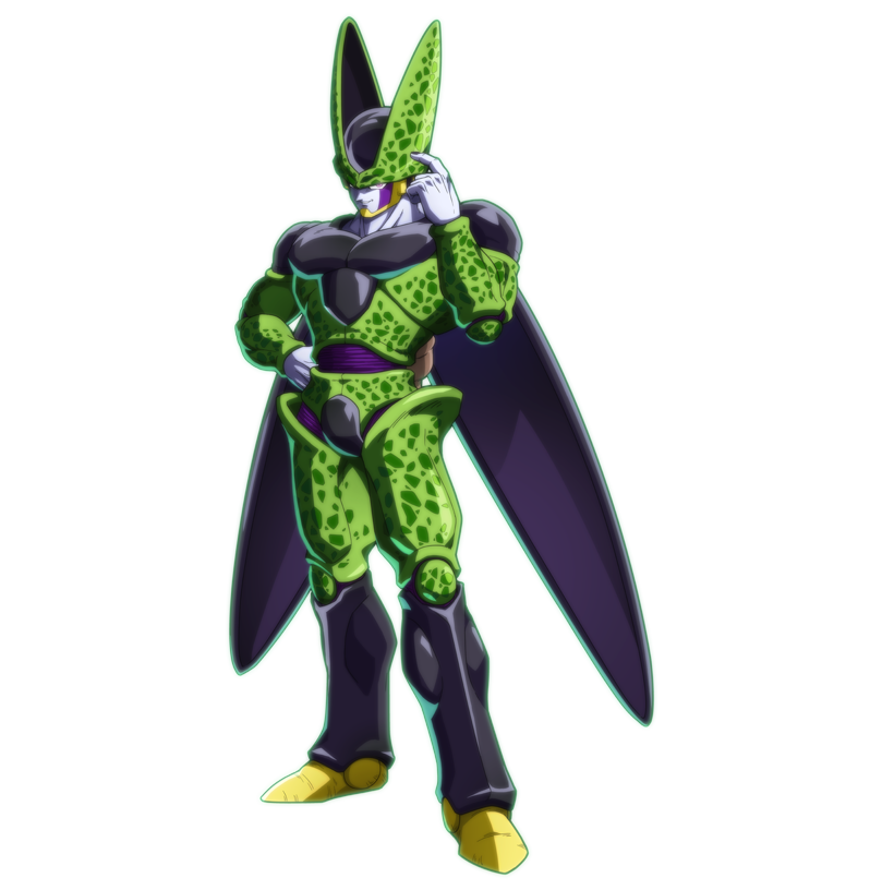 Dragon Ball Fighterz - Cell  Dessins & Arts divers