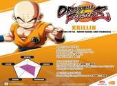 Liste des coups spéciaux de Krilin dans DragonBall FighterZ  Fonds d'écran