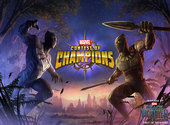Black Panther VS Killmonger - Marvel Contest Of Champions Dessins & Arts divers