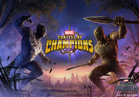 Black Panther VS Killmonger - Marvel Contest Of Champions