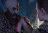 Kratos et Atreus - God of War 4