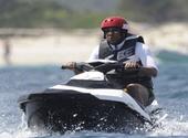 Jay-Z jet ski Photos