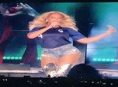 Beyonce maillot équipe de France