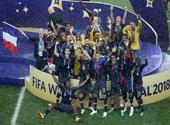 L'Equipe de France grande gagnante de la Coupe du Monde 2018 sur le podium