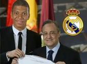 Kylian Mbappe Real de Madrid Photos