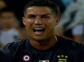 Ronaldo carton rouge Valence