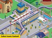The Simpsons:  Tapped Out Jeux