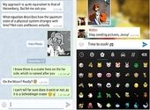 Telegram iOS Internet