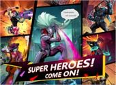 X-Hero Android Jeux