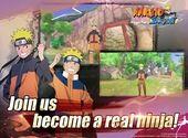 Naruto 3D Slugfest Android Jeux