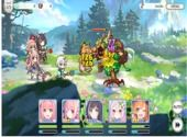 Princess Connect! RE: Dive Jeux