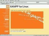 XAMPP Linux Internet