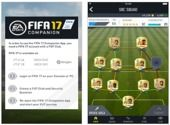FIFA 17 Companion Windows Phone  Jeux