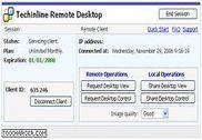 Techinline Remote Desktop Réseau & Administration