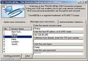 TRAVELClip USB Réseau & Administration