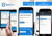 TeamViewer For Remote Control Android Réseau & Administration