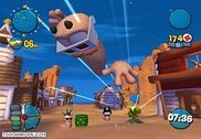 Worms 4 Mayhem Jeux