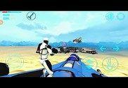 Space Gunship Jeux