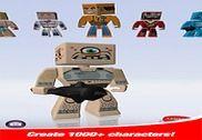 3DIT Character Creator Jeux