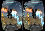 VR Alien Bots Shooter. Jeux
