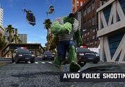 Incroyable Monster Hero: Super Prison Action Jeux