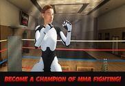 MMA Sport 3D Fighting Jeux