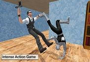 Volant araignée garçon criminalité ville: US Prési Jeux