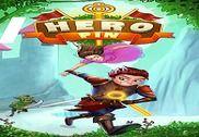 Hero Pin Jeux