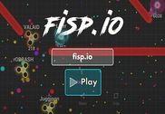 Fisp.io Spins Master of Fidget Spinner Jeux