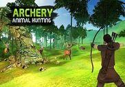 Archery Animals Hunting 3D Jeux