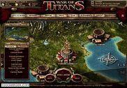 War of titans Jeux